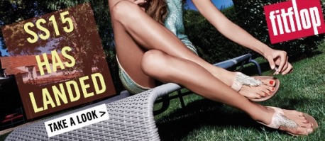FitFlop SS2015 I Beautyfeatures.ie