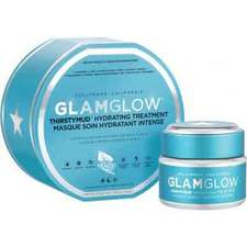 Hydrated Skin GlamGlow ThirstyMud Hydrating Treatment | Beautyfeatures.ie