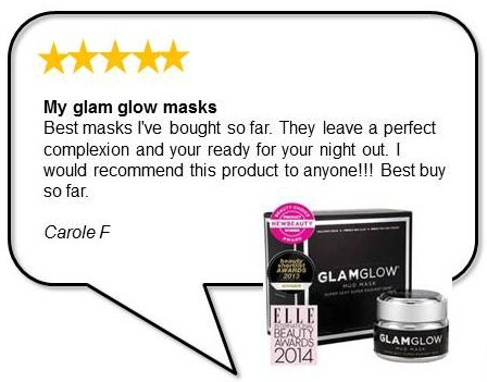 GlamGlow YouthMud Tinglng Exfoliating Mask   Beautyfeatures.ie