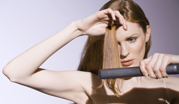 Hair straightening mistakes – what to avoid ...