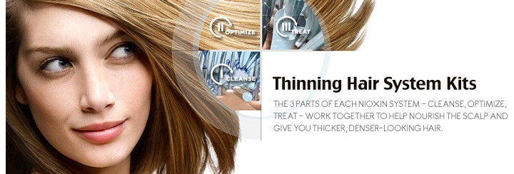 Female Hair Loss Nioxin | Beautyfeatures.ie