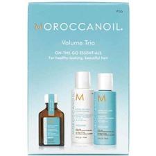 Moroccanoil Xmas Mini Volume Gift Kit I Beautyfeatures.ie