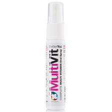 Betteryou Multivit Multi Vitamin Oral Spray | Beautyfeatures.ie