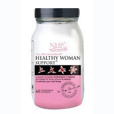 NHP Healthy Woman Support  | Beautyfeatures.ie