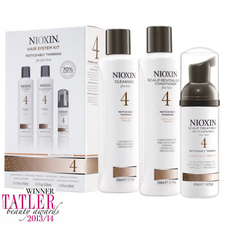 Nioxin System Kit 4 I Beautyfeatures.ie