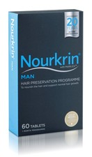 Hair Loss Cure Nourkrin Men | Beautyfeatures.ie