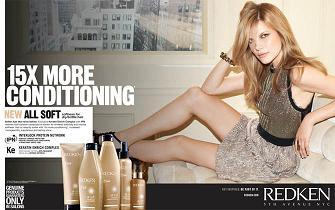 Redken All Soft Shampoo | Beautyfeatures.ie