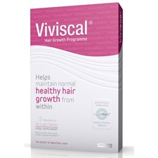 Viviscal Max Strength Supplements I Beautyfeatures.ie