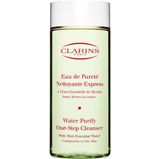 Clarins water purifying 1step cleanser comb oily | Beautyfeatures.ie