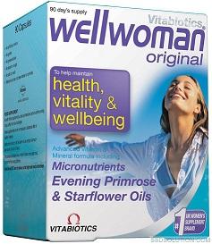Wellwoman Original I Beautyfeatures.ie