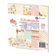 Prima Marketing - 6x6 Collection Kit - Sweet Peppermint (PM-991418)