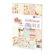 Prima Marketing - A4 Collection Kit - Sweet Peppermint (PM-991371)