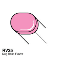 Copic Sketch Marker RV25 DOG ROSE FLOWER