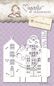 Magnolia Stamps - Capturing Moments - DooHickey - Dutch Brick House