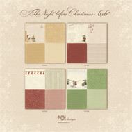 Pion Design - The Night Before Christmas - 6 x 6 Collection (PD7900)