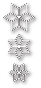Memory Box - Craft Die - Adler Star Trio
