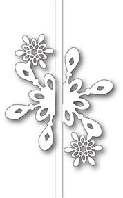 Memory Box - Craft Die - Bright Snowflake Closer