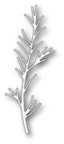 Poppystamps Craft Die - Pine Twig