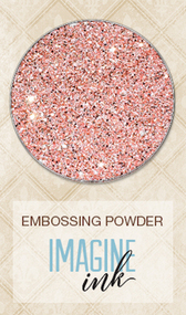 Blue Fern Studios Embossing Powder - Coral