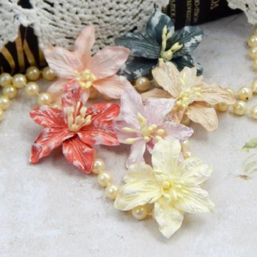 Blue Fern Studios -Harvest Lilies