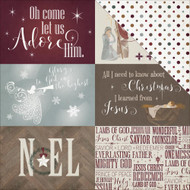 Photo Play - Luke 2 3X4 Cards
