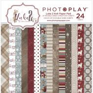 Photoplay - Luke 2 - 6X6 paper Pad