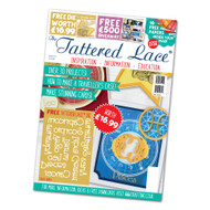 Tattered Lace Die - The Tattered Lace Magazine - Issue 33