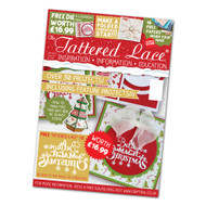 attered Lace Die - The Tattered Lace Magazine - Christmas 2016