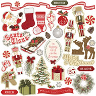 Photoplay - Holiday Cheer - Element Stickers