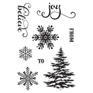 Photoplay - Holiday Cheer - Stamp Set