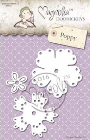 Magnolia Stamps DooHickey - Poppy
