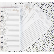 Prima Marketing -My Prima Planner - Coloring List Inserts
