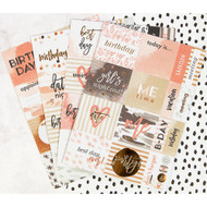 Prima Marketing - Planner Cardstock Stickers