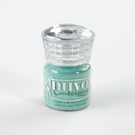 Nuvo by Tonic Studio - Embossing Powder - Cool Jade (608N)