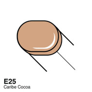 Copic Sketch Marker E25 CARIBE COCOA