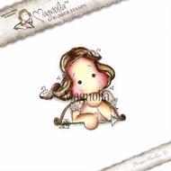 Magnolia Stamps - Aspen Holidays - Heavenly Tilda