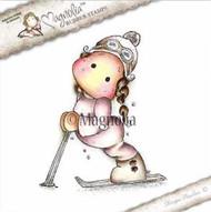 Magnolia Stamps - Aspen Holidays - Downhill Tilda