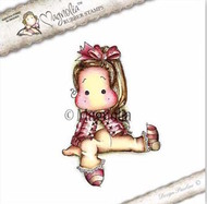 Magnolia Stamps - Aspen Holidays - Sitting Cozy Tilda