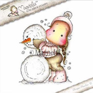 Magnolia Stamps - Aspen Holidays - Me and My Snowman