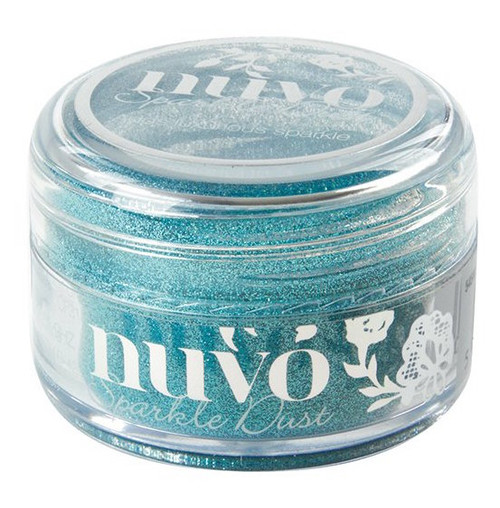 Nuvo By Tonic Studio - Sparkle Dust - Paradise Blue – 545N