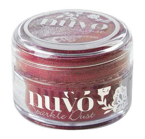 Nuvo By Tonic Studio - Sparkle Dust - Raspberry Blue – 546N