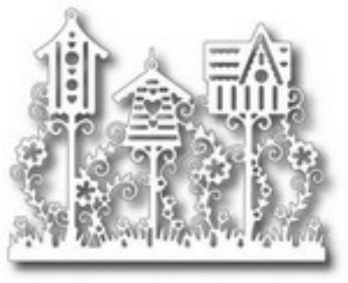 Tutti Designs Birdhouse Collection Die (Tutti-181)