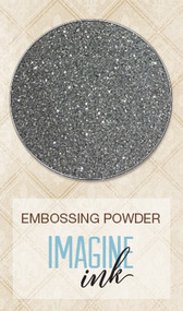 Blue Fern Studios Embossing Powder - Silver Bells