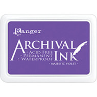 Ranger Archival Ink Pad - Majestic Violet (AIP52494)