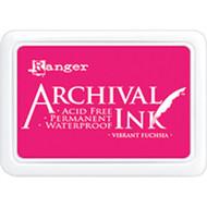 Ranger Archival Ink Pad - Vibrant Fuchsia (AIP52524)