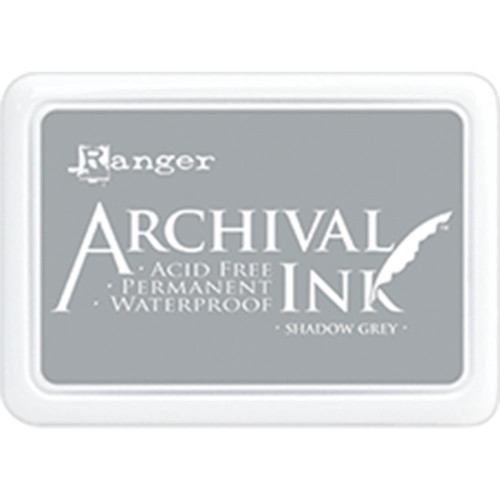 Ranger Archival Ink Pad - Shadow Grey (AIP52517)