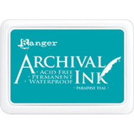 Ranger Archival Ink Pad - Paradise Teal (AIP52500)
