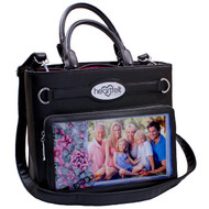 Heartfelt Creations Art From the Heart Handbag-Black (HCHB1-441)