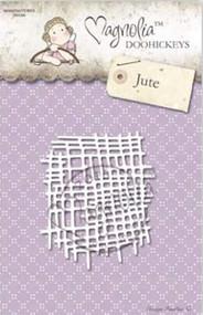 Magnolia Stamps DooHickey - Aspen Holidays - Jute