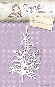 Magnolia Stamps DooHickey - Aspen Holidays - Christmas Tree